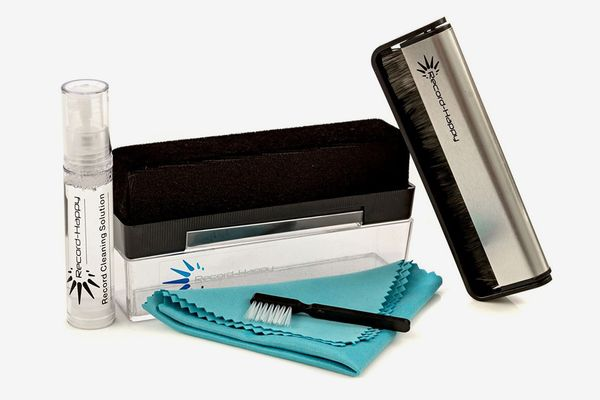 Vinyl Record Cleaning Brush Kit
