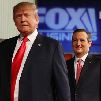GOP Presidential Candidates Debate In Charleston