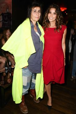 Sara Sugarman and Gina Gershon.
