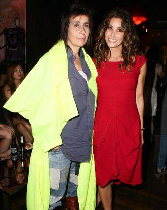 Sara Sugarman and Gina Gershon.