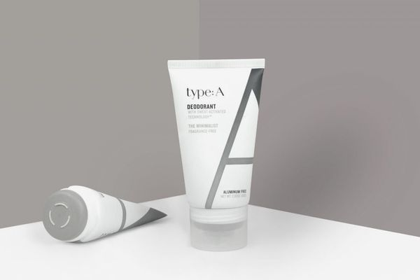 Type:A the Minimalist Deodorant