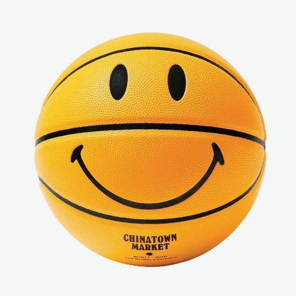 Smiley Basketball