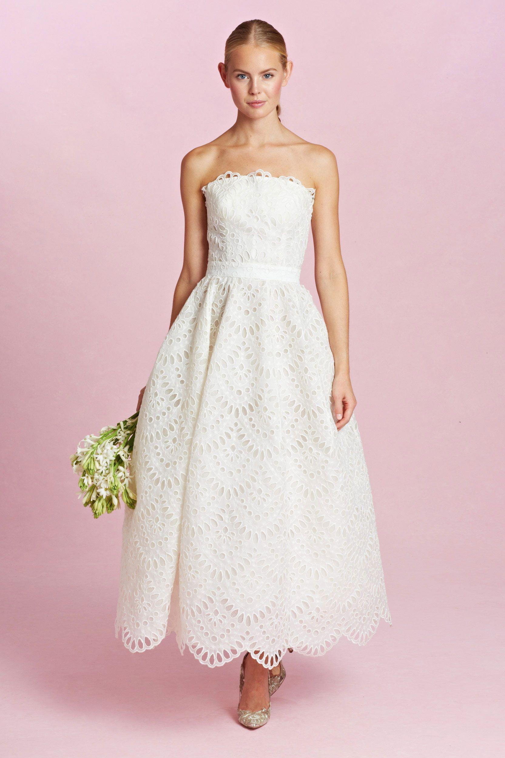 94ec8efbb1e Oscar de la Renta - 18 of the Best Gowns From Bridal Fashion Week ...
