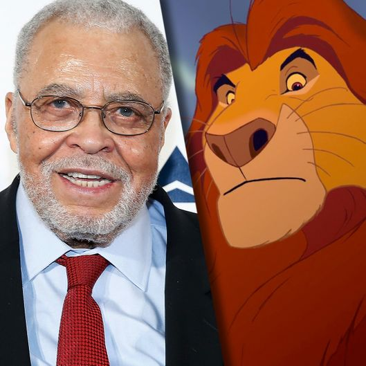 James Earl Jones to Reprise Lion King's Mufasa -- Vulture