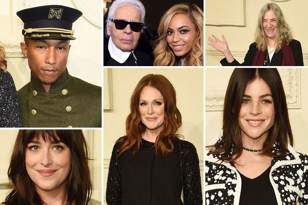 All the Megastars at Chanel's Salzburg Party
