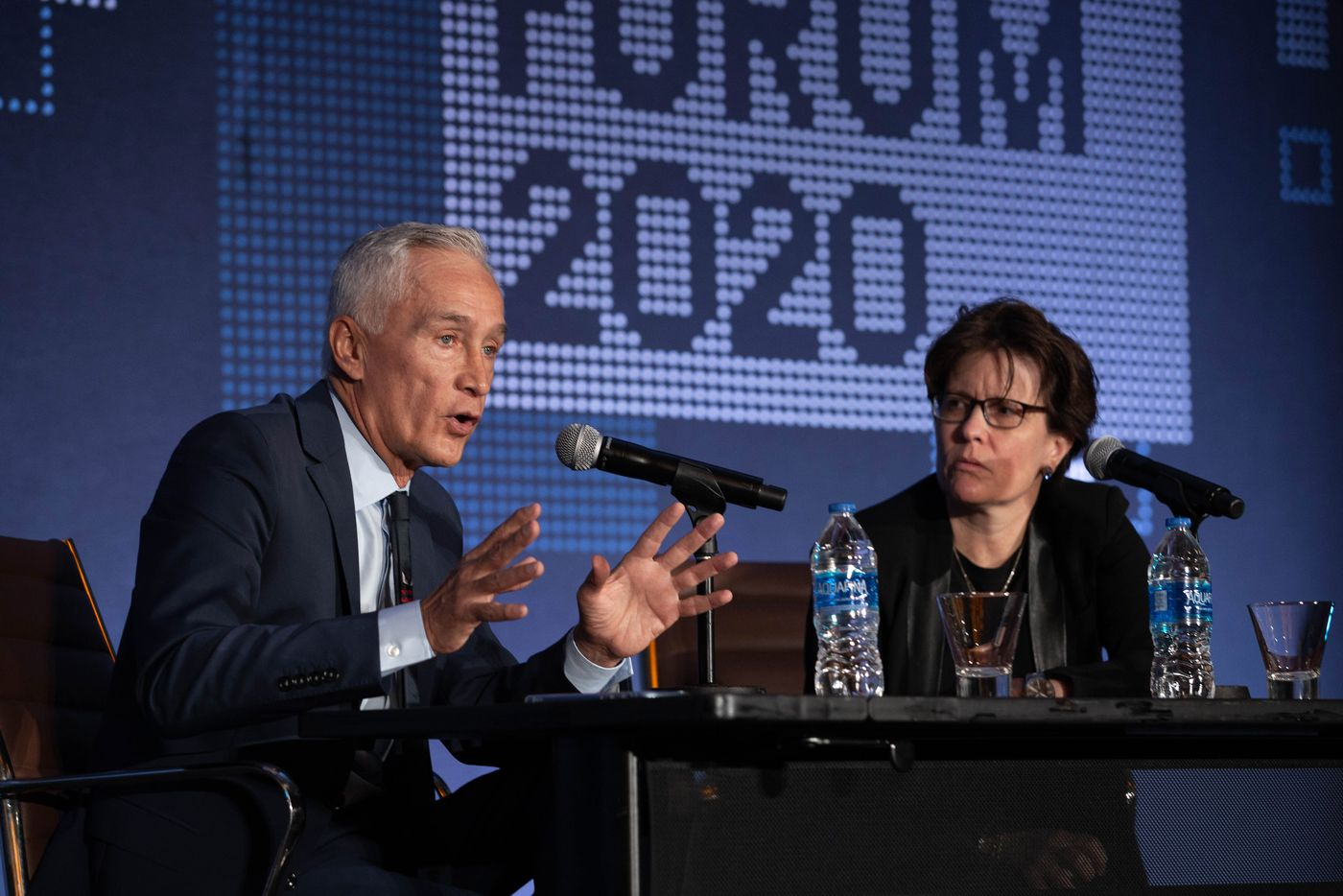 Jorge Ramos on the Univision Sale, 2020, and Latino Trump Voters Feeling 'Vindicated'
