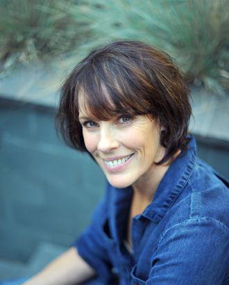 Author Caroline Paul.