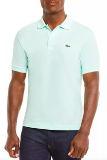 Lacoste Classic Cotton Piqué Fashion Polo Shirt