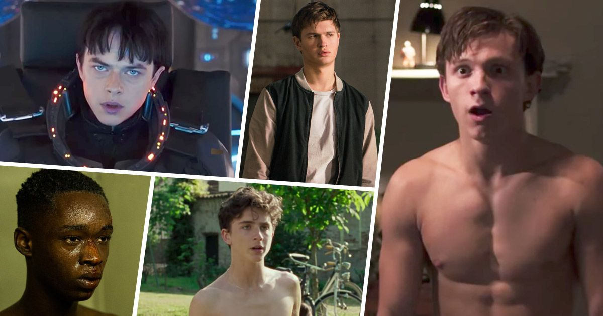 Revenge of the Twink: Slimmer Movie Stars Seize the Spotlight
