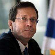ISRAEL-PALESTINIAN-POLITICS-HERZOG