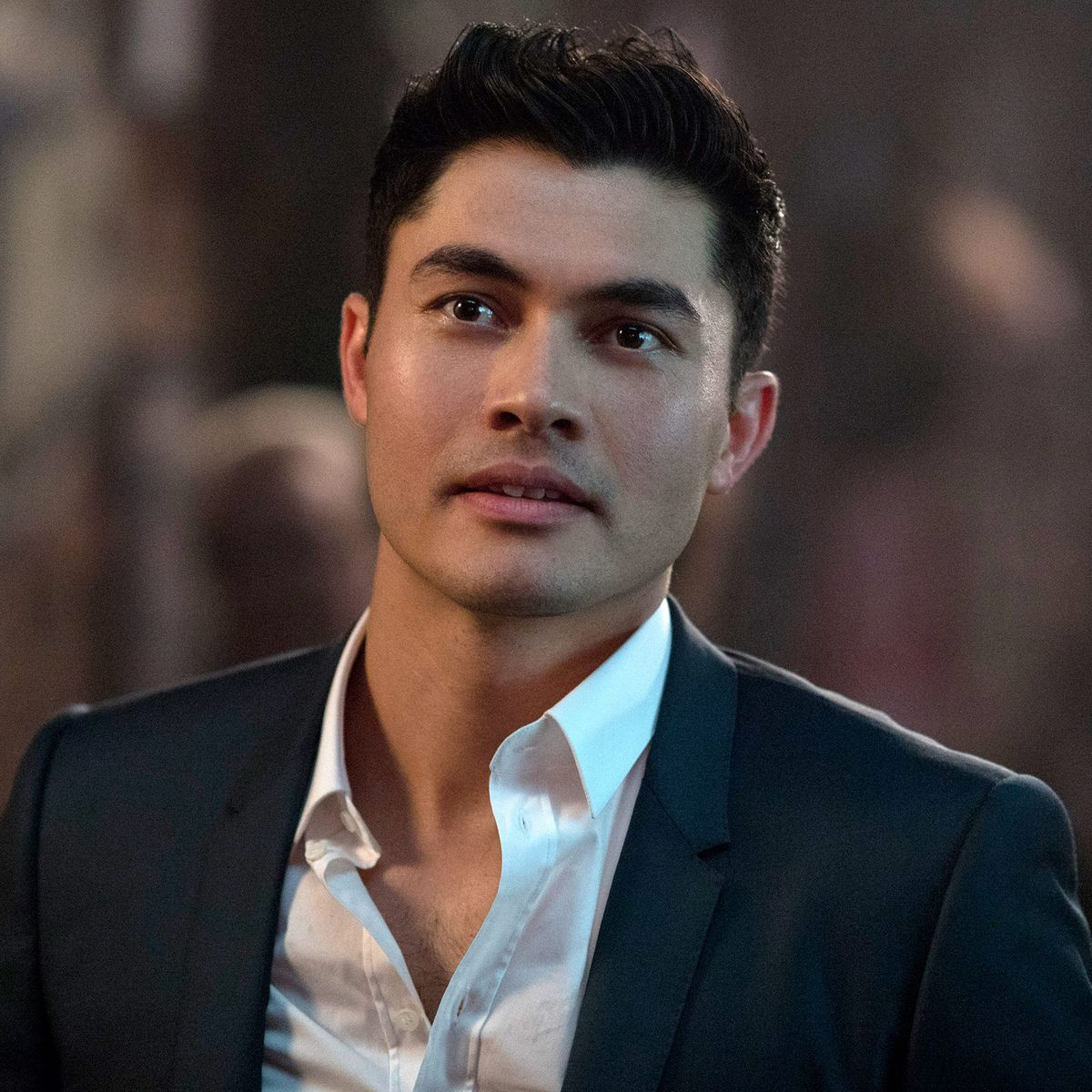 The 33-year old son of father (?) and mother(?) Henry Golding in 2021 photo. Henry Golding earned a  million dollar salary - leaving the net worth at  million in 2021