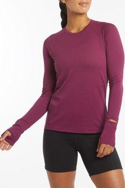 Oiselle Flyout Long-Sleeved T-Shirt — Women's