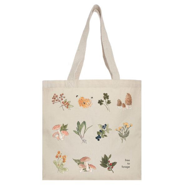 The Tote Project Free to Forage Tote