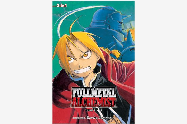 Fullmetal Alchemist, Vol. 1-3