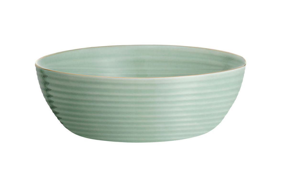 H&M Textured Porcelain Bowl