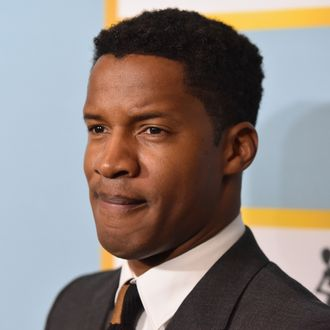 Actor Nate Parker attends the 2016 ESSENCE Black Women In Hollywood awards luncheon at the Beverly Wilshire Four Seasons Hotel on February 25, 2016 in Beverly Hills, California.