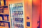 Moët & Chandon Finally Introduces Champagne Vending Machine