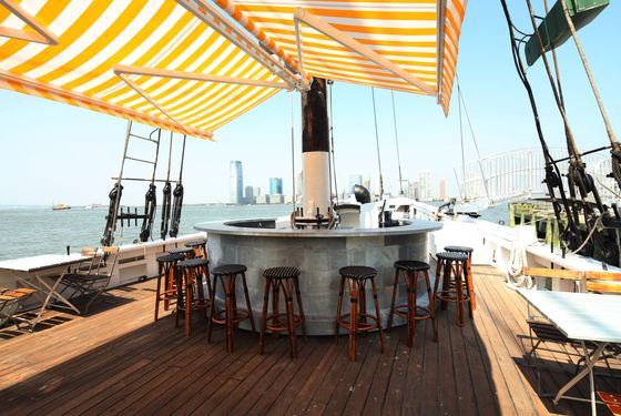 Take a Look Around Grand Banks, NYC's Premier Oyster Bar ...