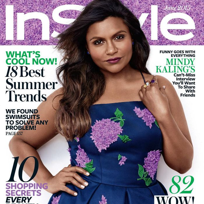 Mindy Kaling, creator of a new relationship category.