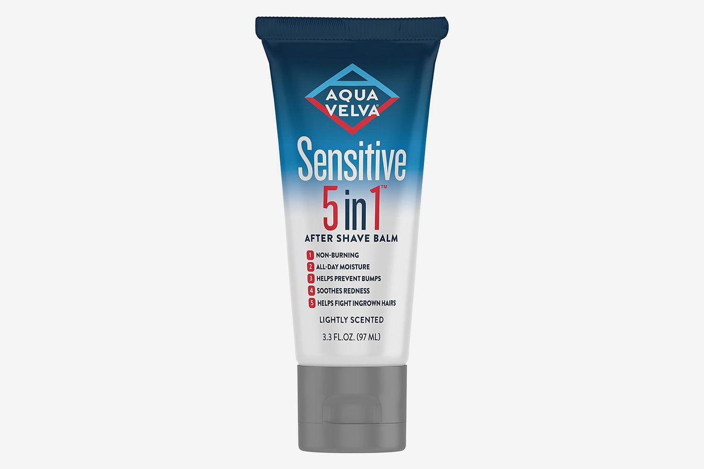 Aqua Velva Sensitive 5 in 1 After Shave Balm