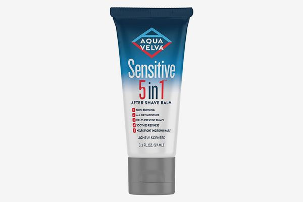 Aqua Velva Sensitive 5 in 1 After Shave Balm