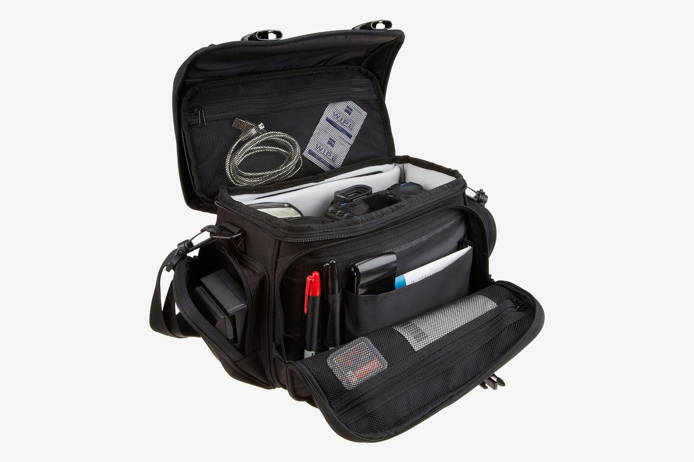 Basics Large Dslr Gadget Bag