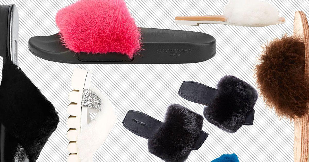 7 Alternatives To Rihanna S Sold Out Fur Slides
