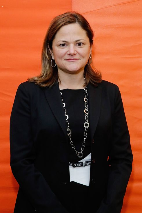 NEW YORK, NY - APRIL 22:  Manhattan City councilwoman, Melissa Mark-Viverito attends Stir, Splatter + Roll 14 at Martin Luther King High School on April 22, 2014 in New York City.  (Photo by John Lamparski/Getty Images)