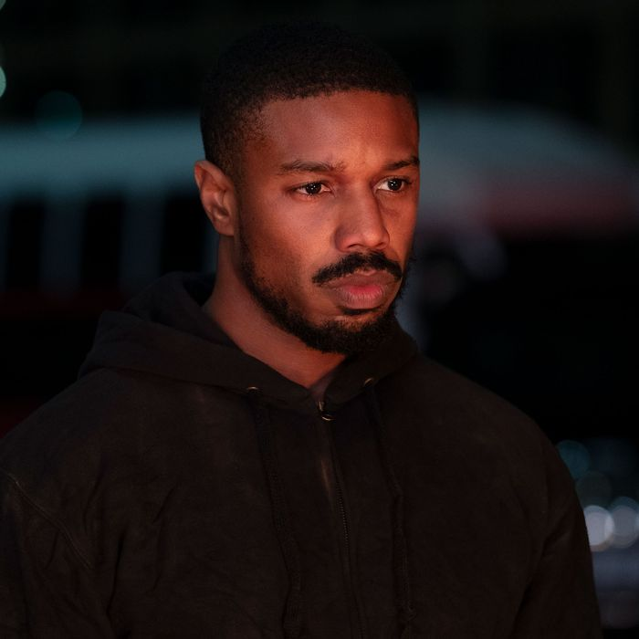 Michael B. Jordan in Without Remorse.