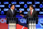 Perry Shows That Romney Can Bleed
