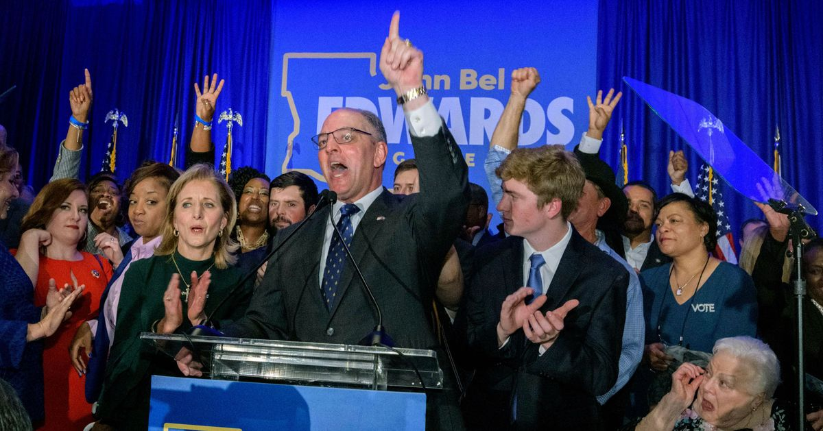 One Lesson From Democratic Wins in Louisiana and Kentucky
