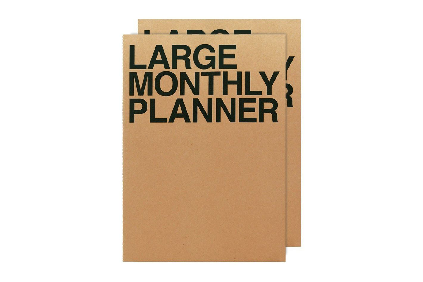 Jstory Large Personal Monthly Planner