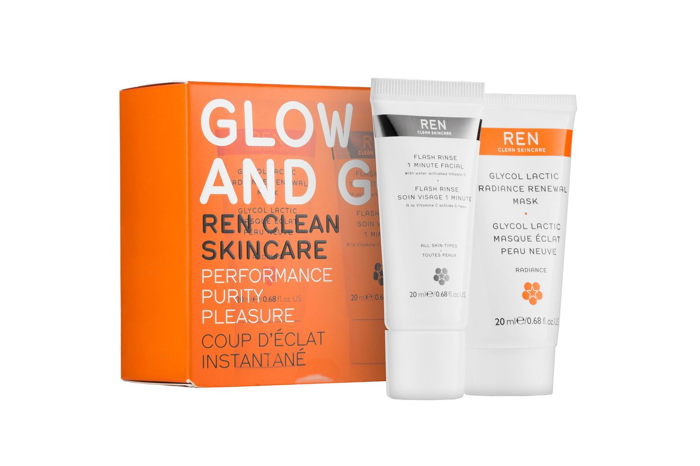 REN Glow and Go!