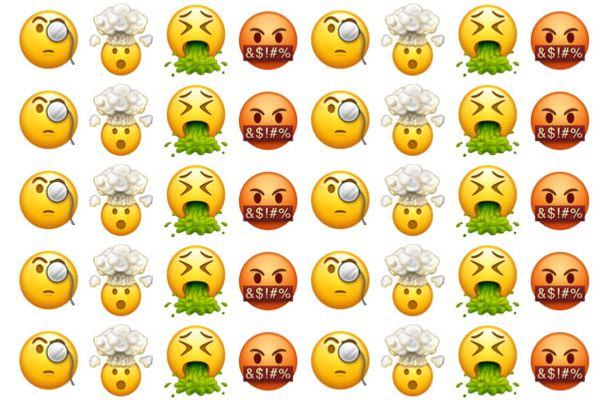 Throw Up Emoji Iphone