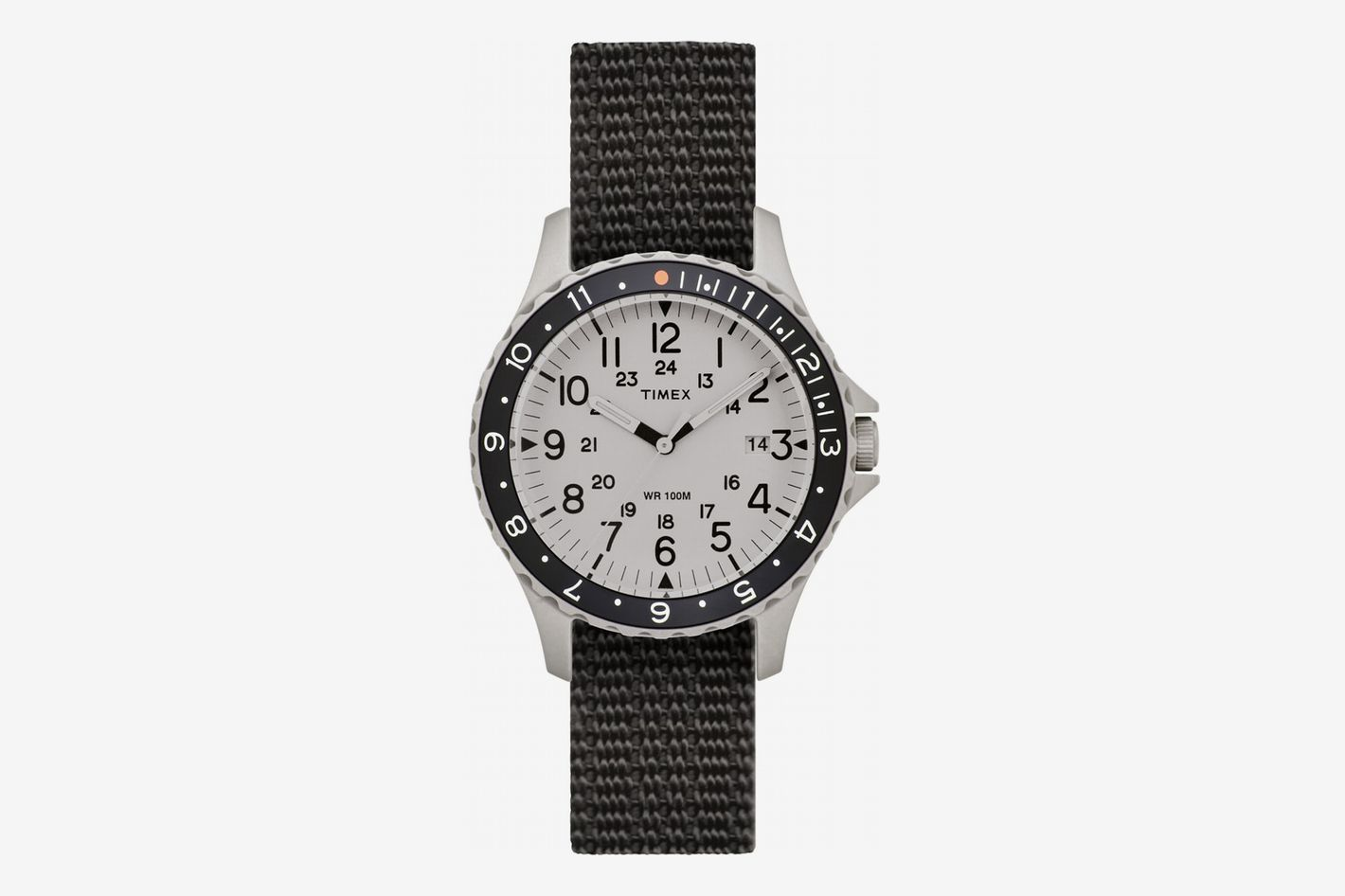 Timex Navi Ocean Reversible NATO Strap Watch, 38mm