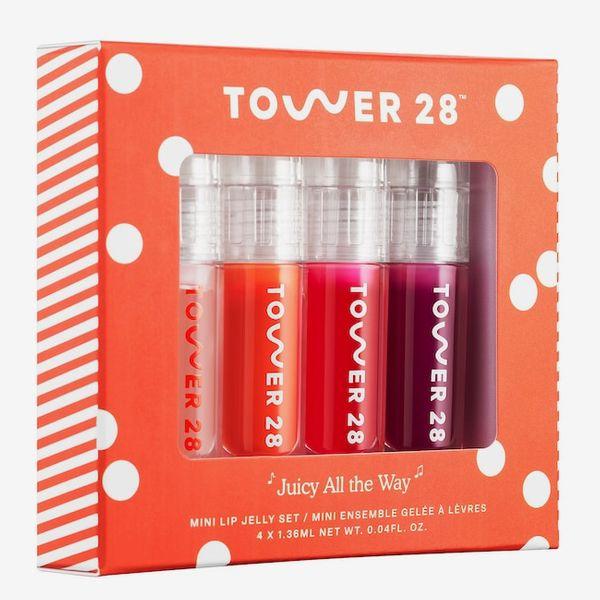 Tower 28 Beauty Mini Juicy All the Way Lip Jelly Set