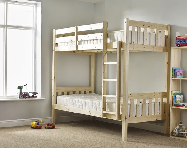 Strictly Heavy Duty Bunk Bed