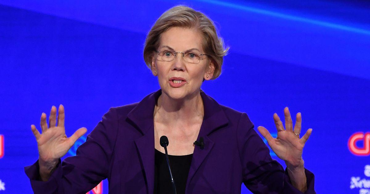 The Risks of Going After Elizabeth Warren