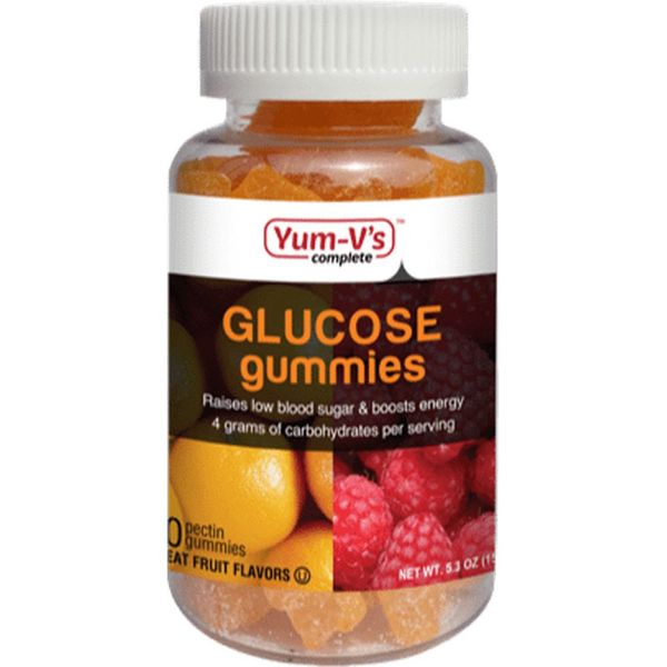 Yum-V's Glucose Gummies Mixed Fruit