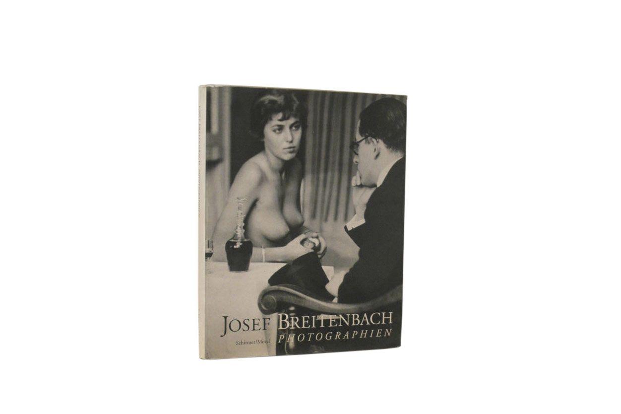 Josef Breitenbach: Photographs by Josef Breitenbach