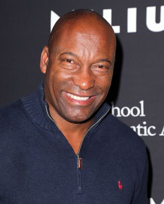 LOS ANGELES, CA - JANUARY 09: Director John Singleton attends a screening of EPIX's