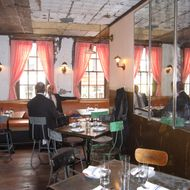 First Look at Tiny's Not-So-Tiny Tribeca Digs (Plus: The Lunch Menu!)