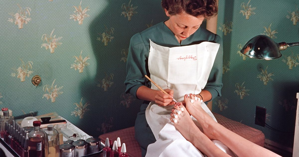 I Stole My Pedicurist's Secret to Smooth, Supple Feet