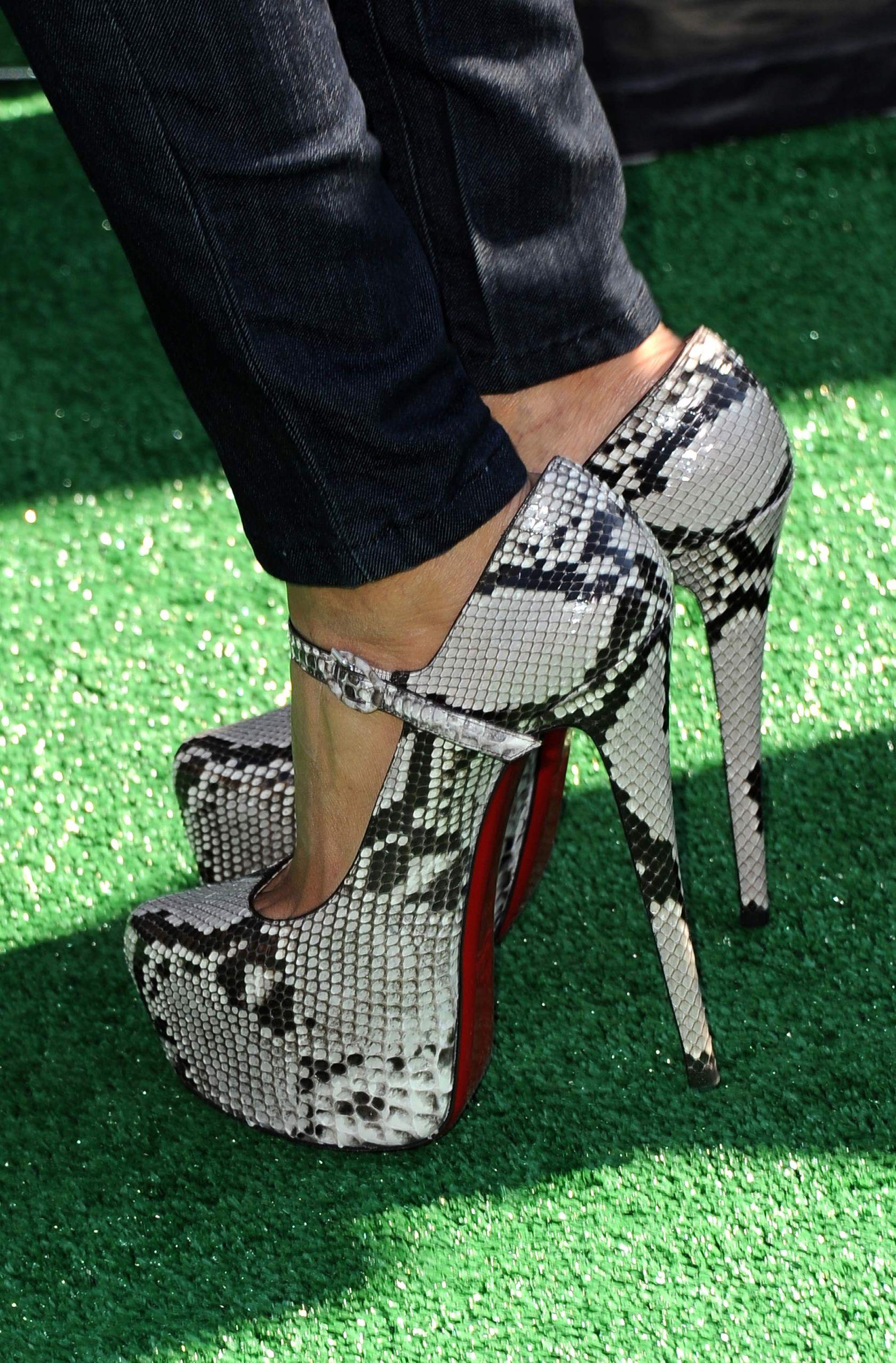 13715b7d2c11 Christian Louboutin s Lady Daf - Torturous Shoes - The Cut