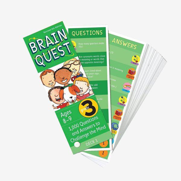 Brain Quest Grade 3, Revised 4th Edition
