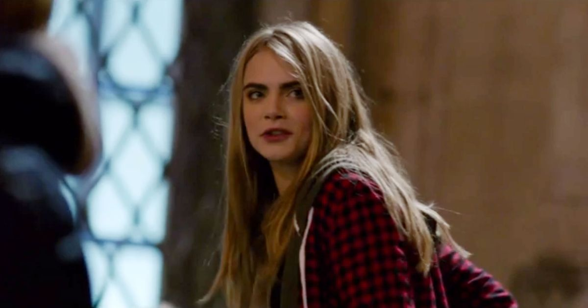 Watch Cara Delevingne in the Amanda Knox Trailer -- The Cut