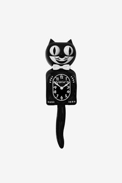 Kit-Cat Klock in Classic Black