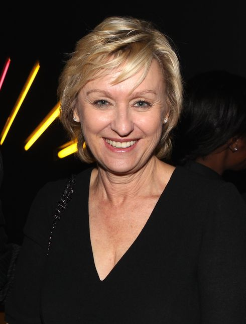 Tina Brown has finally kicked a terrible habit.