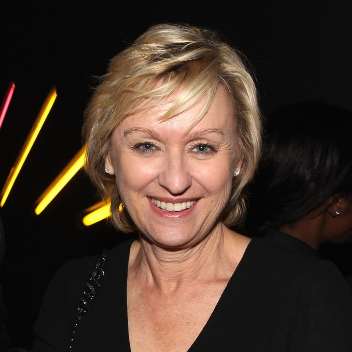 Journalist Tina Brown attends Google & Hollywood Reporter Host an Evening Celebrating The White House Correspondents' Weekend on April 27, 2012