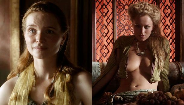 red hair prostitute game of thrones
